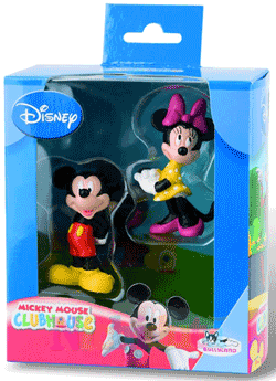 Set Figurine Mickey si Minnie Mouse