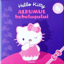Album bebelus Hello Kitty