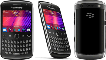 Blackberry Curve 9360 business smartphone
