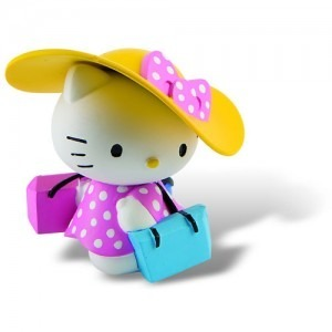 Figurine pisicuta Hello Kitty