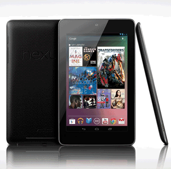 Tableta Google Nexus 7