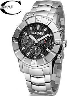 Just Cavalli Chronograph Crystal Gent