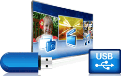 Televizor Philips smart tv led cu redare jpg si filme de pe usb