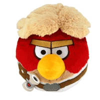 Jucarie plus Razboiul Stelelor Luke Skywalker Angry Birds