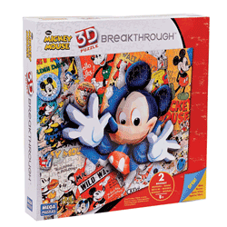 Puzzle 3D Mickey Mouse Clubhouse - cadouri copii