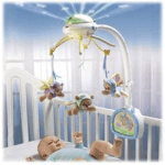 Carusel Fisher Price Nature Bearries