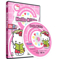Hello Kitty descurcareata - reguli si bune maniere