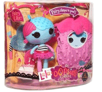 Set Lalaloopsy Lala-Oopsies Zana Liliac