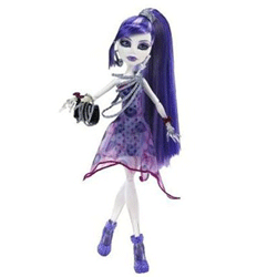 Papusa Monster High Spectra Vondergeist din Liceul Monstrilor