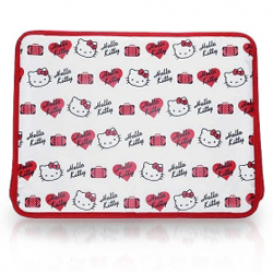 Husa Laptop Hello Kitty