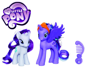 Figurine My Little Pony - Princess Violet