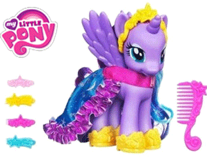 My Little Pony - Princess Luna Fashion Style