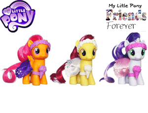 Hasbro - My Little Pony - Forever Friends
