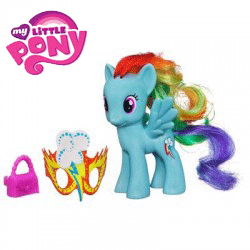Ponei Rainbow Dash