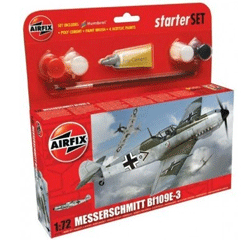 Set constructie avion Messerschmitt