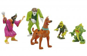 Set de Figurine Scooby Doo