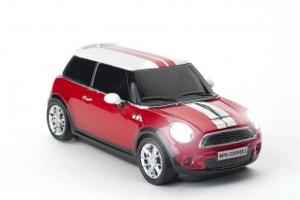 Masinuta de colectie Mouse Wireless Mini Cooper