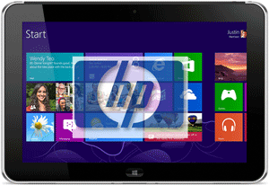 Tableta HP ElitePad 900 cu Windows 8 3G/WiFi si 64GB: o tableta business