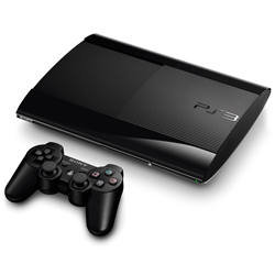 Consola Sony PlayStation 3 Slim & Lite 12GB si accesorii (Move Controler si camera Eye)