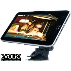 Tableta Evolio EvoTab Funcu GPS integrat
