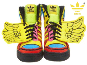 Jeremy Scott for Adidas - Wings Originals