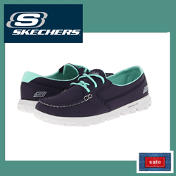 Adidasi dama Skechers On the Go