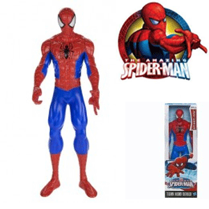 Figurina Spiderman Titan Hero 30cm