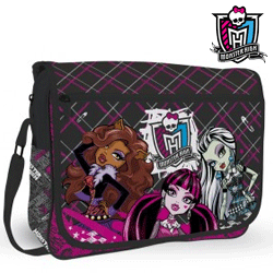 Geanta de umar Monster High