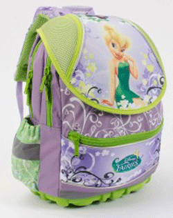 Ghiozdan anatomic Disney Fairies