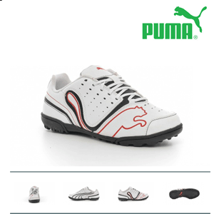 Ghete fotbal Puma Cetto Street Junior