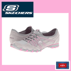 Incaltaminte sport Skechers Bikers Verified roz