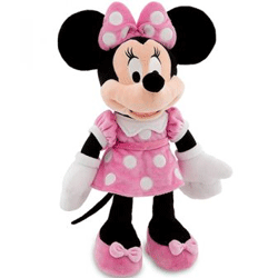 Jucarie mare de plus Minnie Mouse