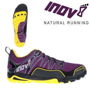 INOV8 Trailroc 246 Purple / Grey / Yellow
