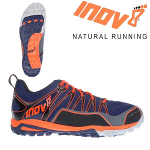 Adidasi alergare INOV8 TRAILROC 255 Orange Ink
