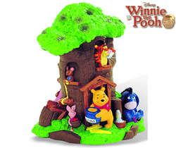Pusculita copii Pooh Treehouse