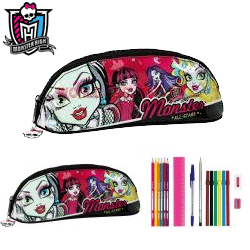 Penar Monster High echipat scoala