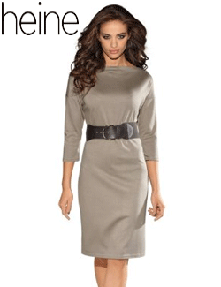 Rochie office jersey Patricia Dini
