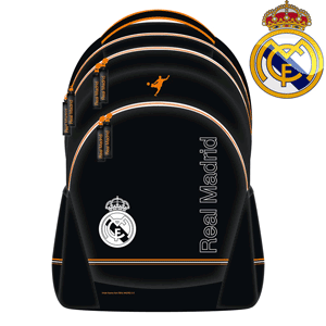 Rucsac captusit Real Madrid