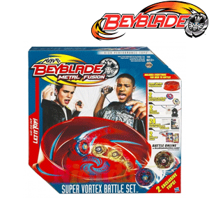 Set de lupta Beyblade - Super Vortex