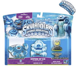 Pachet Empire of Ice - Skylanders Spyro's Adventure
