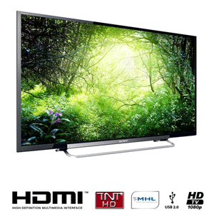 Un TV Led recomandat Sony KDL-40R470 in oferta de pret