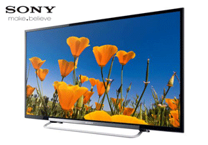 Televizor LED Full HD, 102 cm, SONY KDL-40R470A