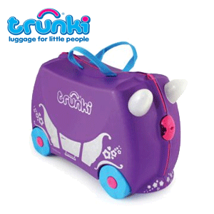 Valiza copii Trunki Penelope Mov