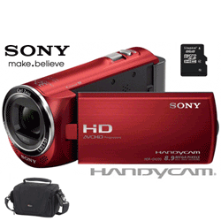 Camera video Sony Full HD Handycam HDRCX220ER, Full HD, stereo 50fps