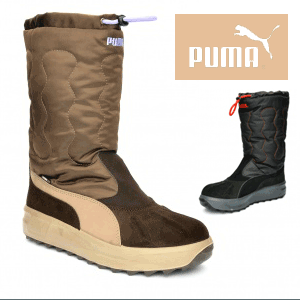 Cizme femei imblanite Puma Niveus Pull-on