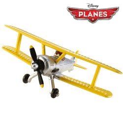 Jucarie Disney Planes - Avionul Leadbottom