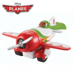 Planes Pull and Fly - El Chupacabra