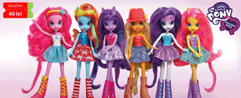 My Little Pony - Equestria Girls Oferta Elefant
