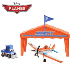 Set Disney Planes si Cars Dusty si Pitty