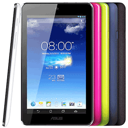 Tablet PC Asus Memo Pad Quad Core HD cu camera foto 5MP vs Google Nexus 7
